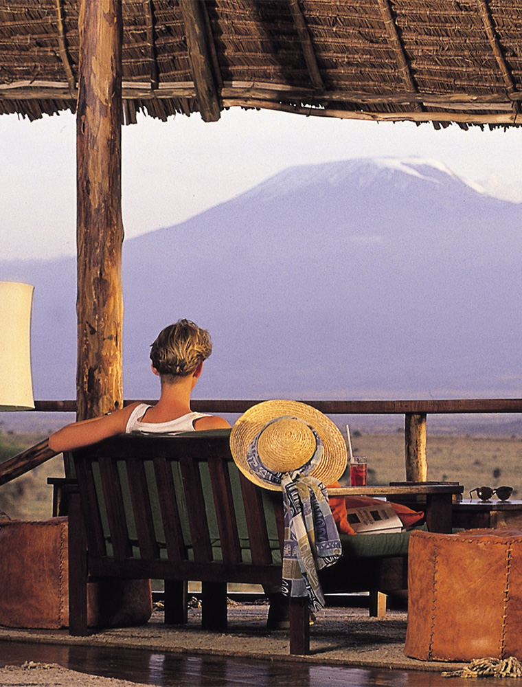 Image d'illustration de Parc National d'Amboseli